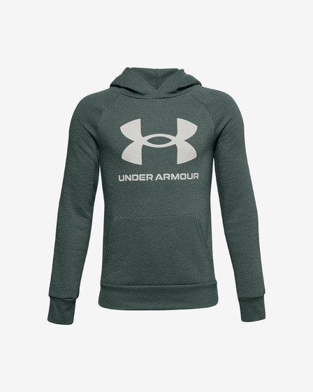 Under Armour Rival Fleece Majica dugih rukava dječja