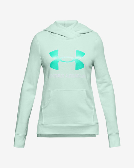 Under Armour Rival Fleece Logo Majica dugih rukava dječja