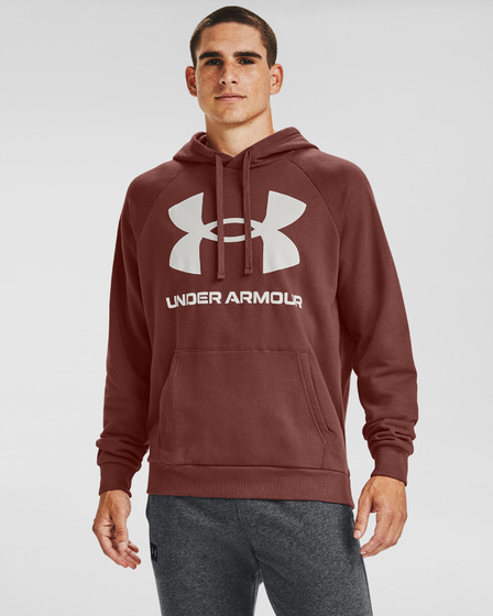 Under Armour Rival Fleece Big Logo Majica dugih rukava