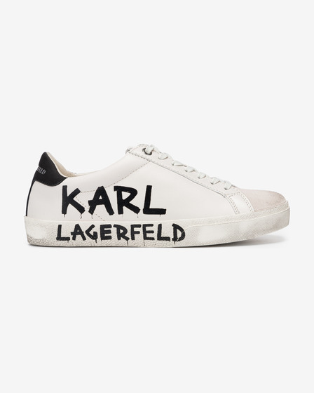 Karl Lagerfeld Skool Brush Logo Tenisice