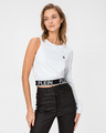 Philipp Plein Hallie Crop top