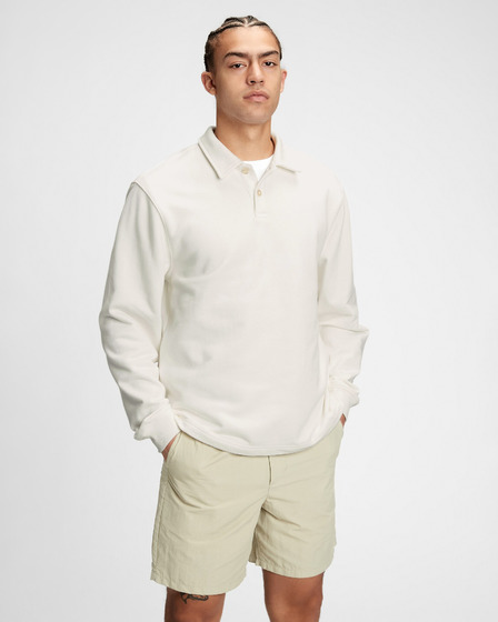 GAP French Terry Polo Majica