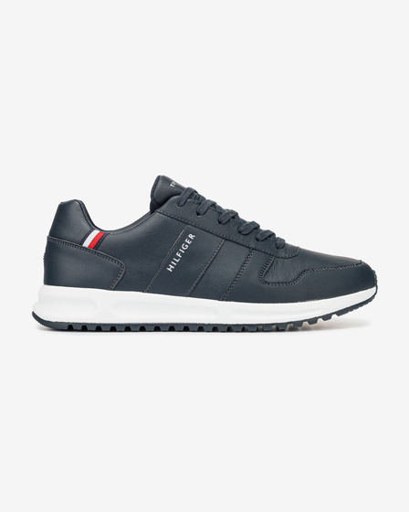Tommy Hilfiger Modern Corporate Leather Runner Tenisice