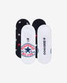 Converse Chuck Patch Knit-In MFC Ox 2-pack Čarape