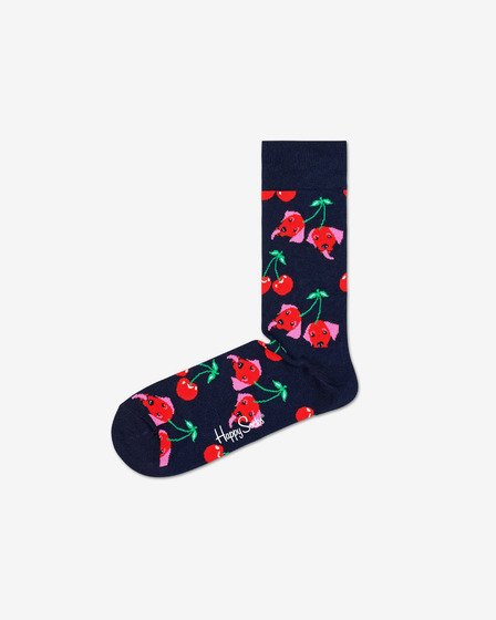 Happy Socks Cherry Dog Čarape