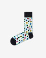 Happy Socks Organic Eyes Čarape
