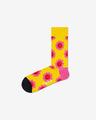 Happy Socks Smile Flower Čarape